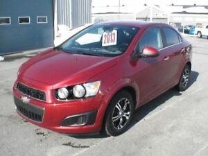 2013 Chevrolet Sonic LT Auto FULL MAG PNEUS NEUF 35KM DÉMARREUR