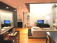 One of a kind 1 bed penthouse in Canary Wharf ideal for professionals or students only!