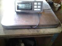 Digital Parcel Scales