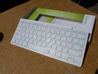 mini bluetooth keyboard for tablet or laptop