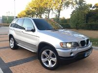 BMW X5 3.0 D M SPORT AUTO FULLY LOADED PX WELCOME