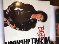 Michael Jackson vynils