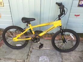 Terrain venom bmx bike