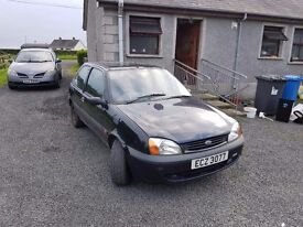 2000 Ford fiesta for part or as a banger