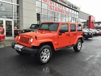 2015 Jeep Wrangler Unlimited SAHARA, NAVIGATION