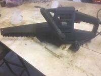 Black & Decker electric saw