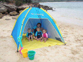 Brand new, never used....SHELTA Beach shelter, UPF 50+