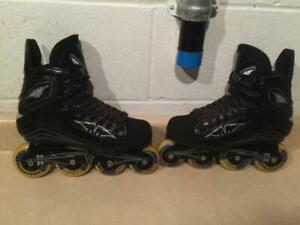 Womens Size 5 Mission Rollerblades