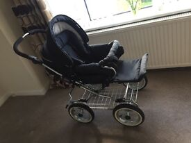 Emmaljunga Pram like new