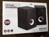 Stylus Stereo Sound Speakers