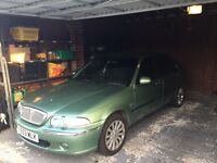 rover45 impression,1400cc 66,000 miles,good condition mot to August,very reliable,any trial