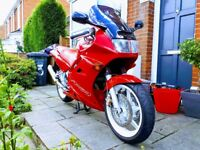 1991 Honda VFR 750 FM, New MOT, Poss Swap for Green Laner, WHY? Good condition