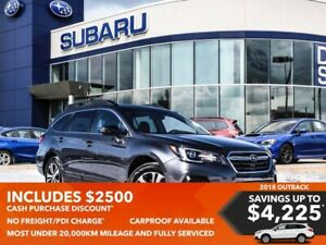 2018 Subaru Outback 2.5i Limited 2.5i Limited at