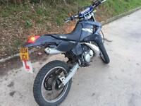 Yamaha dt re 125 12 Months Mot