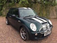 2003 Mini Cooper 'S' 1.6 MOT June 2019! 6 Speed Gearbox! Only 72,000 Miles! 17inch Alloys!