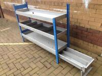 Bri Stor van racking shelving