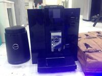 Jura Coffee Machine & Coffee Beans