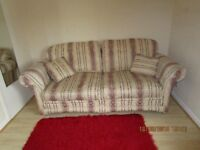 Large Sofa Bed .Will make into a Large Double Bed.