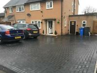 Fencing, Decking, Driveways, slabbing and Garden works