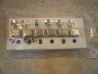 Fender style tuning pegs / machine heads
