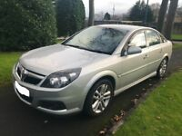 AUTOMATIC top spec 57 reg vauxhall vectra 1.9 sri diesel+satnav good runner taxed DRIVEAWAY/DELIVERY