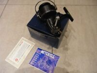 mitchell 300a vintage fishing reel