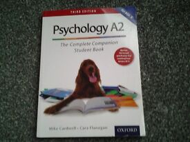 Psychology a2 the complete companion student book