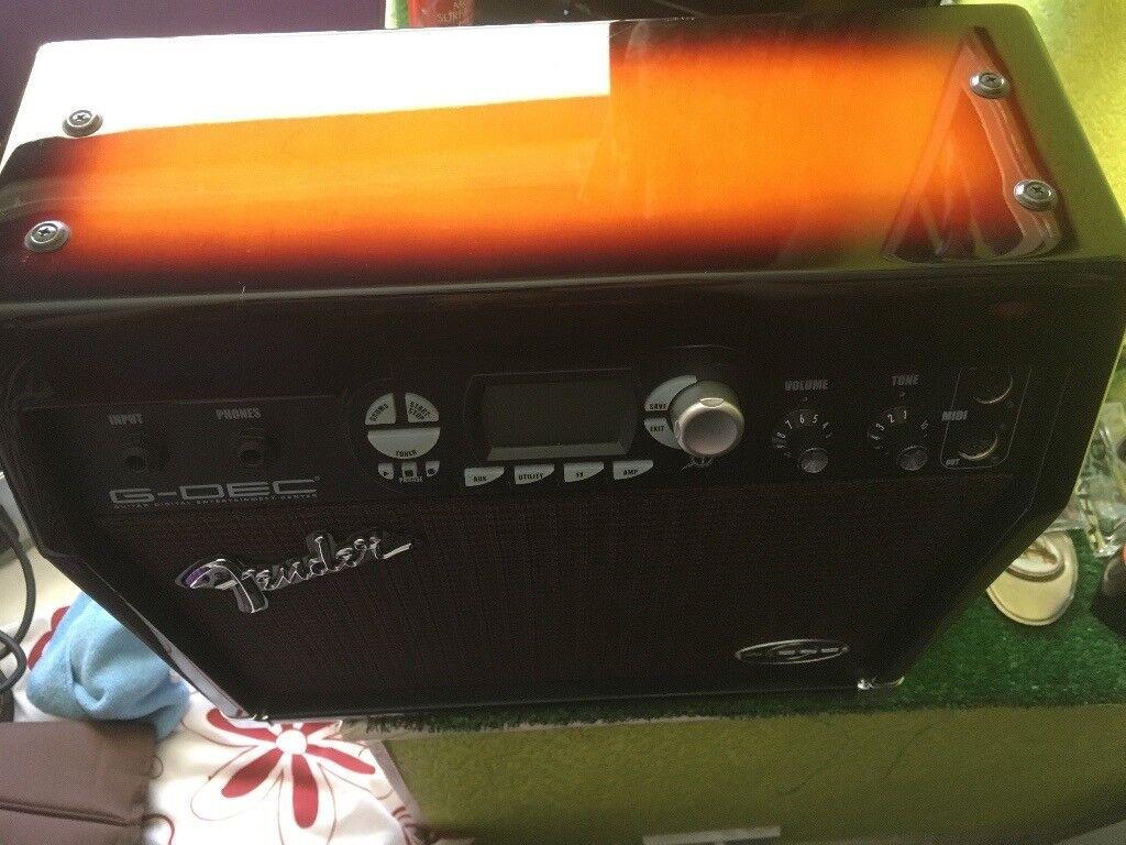 Fender G DEc executive amp Very Rare