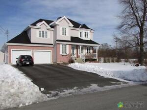 449 000$ - Maison 2 étages à vendre à Carignan