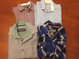Boys Long Sleeve Shirt bundle