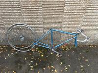 Free Bike Frame & Original Wheels - Reynolds 531 - Needs Restoration