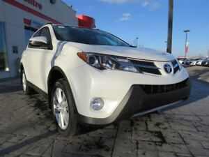 2015 Toyota RAV4 Limited *One Owner, Local Vehicle*