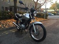 Honda CG 125 (2006) 10 month mot quick sale