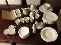 Intl. China Co. Devonshire 027 Dinnerware Set