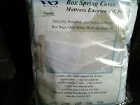 Box Spring Mattress Cover