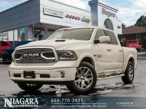 2018 Ram 1500 LIMITED | SUNROOF | LOADED | SPORT HOOD | TUNGSTEN