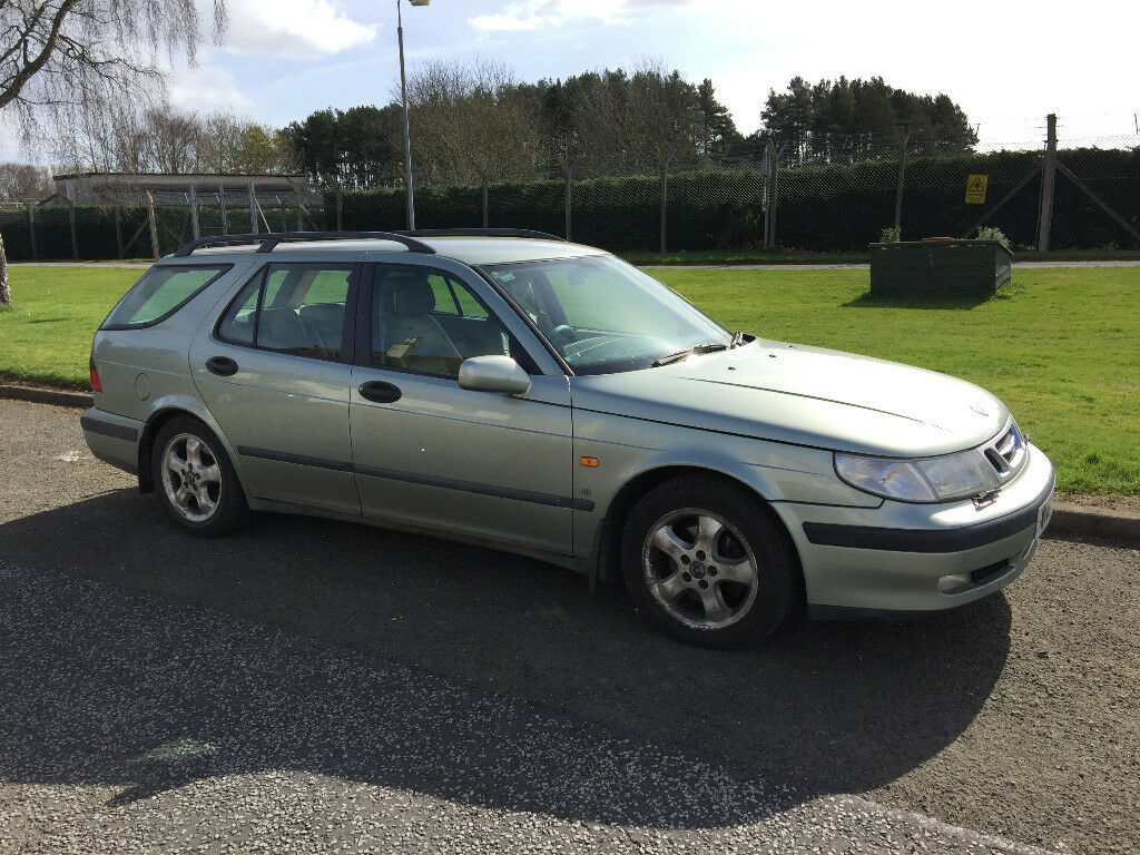 Saab 9-5 MOT Til May 2019 Now - Sold   in Brechin, Angus ...