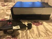 Dell printer and scanner