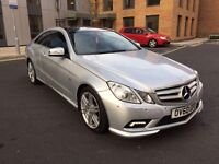 mercedes benz E250 cdi amg sport Panoramic roof full service history