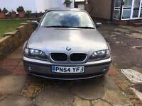 Bmw 318i with 52000 mileage fully served spare or repair