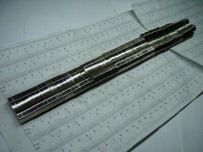 Lot Of 248 Pcs Hard Drive Neo Magnets Neodymium Rare Earth Hard Drive Ndfeb