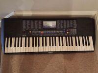 Yamaha psr 190 keyboard