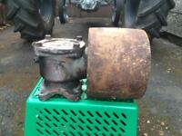 Classic ferguson grey tractor petrol or diesel belt pulley