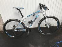 "Whistle Huron 1484D 27.5"" (650b) Mountain Bike hard tail good condition !!!"