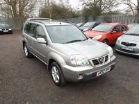 Nissan X-Trail 2.2 Di Sport 5dr, TIMING BELT CHANGED. FSH. HPI CLEAR. DIESEL. 2 KEYS. P/X WELCOME