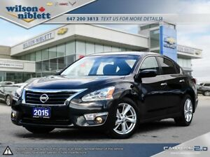 2015 Nissan Altima 2.5 SV LOW KMS