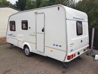 Bailey discovery 4 berth