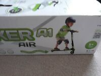 FliKER air Scooter A1. Boxed as new