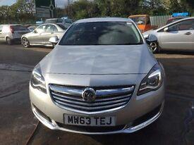 Vauxhall Insignia 2.0 CDTi ecoFLEX Design 5dr (start/stop) 2014(63) *** No Road Tax *** £6250