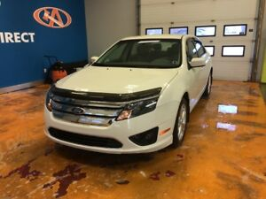 2012 Ford Fusion SE POWER SEAT/ REMOTE START/ POWER GROUP/ AL...